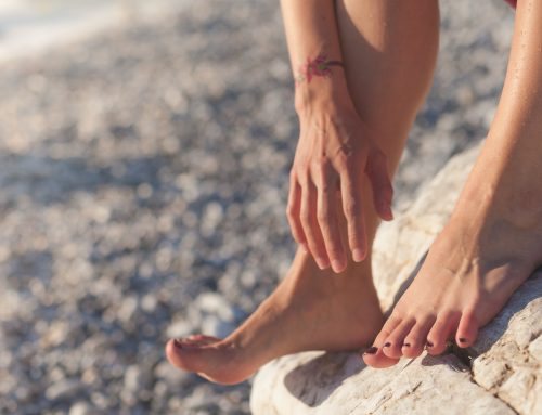 Routine Foot Care Services Under Medicare